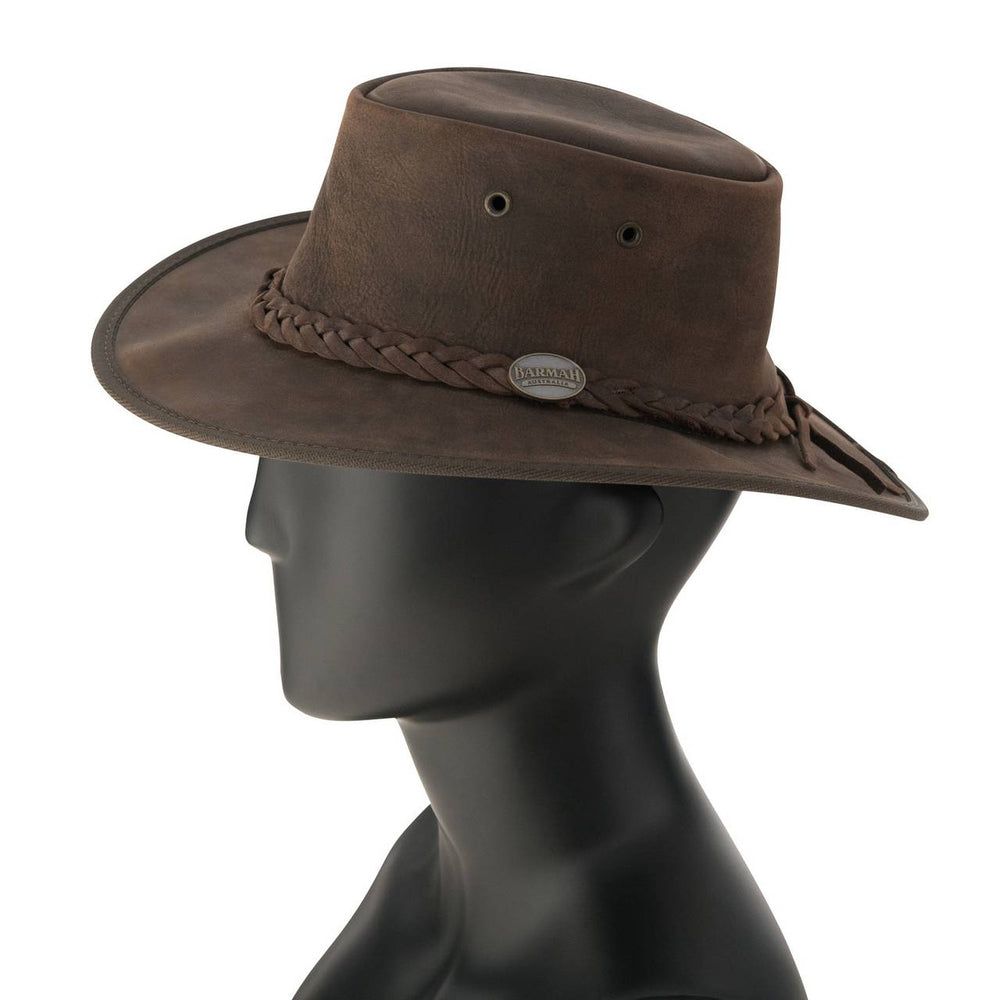 BARMAH BRONCO HAT