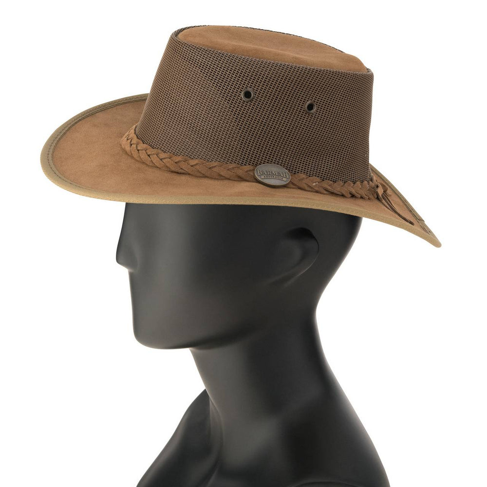 BARMAH COOLER HICKORY HAT