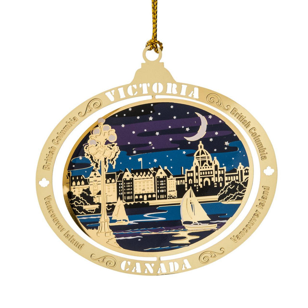 ORNAMENT VICTORIA STARRY NIGHT