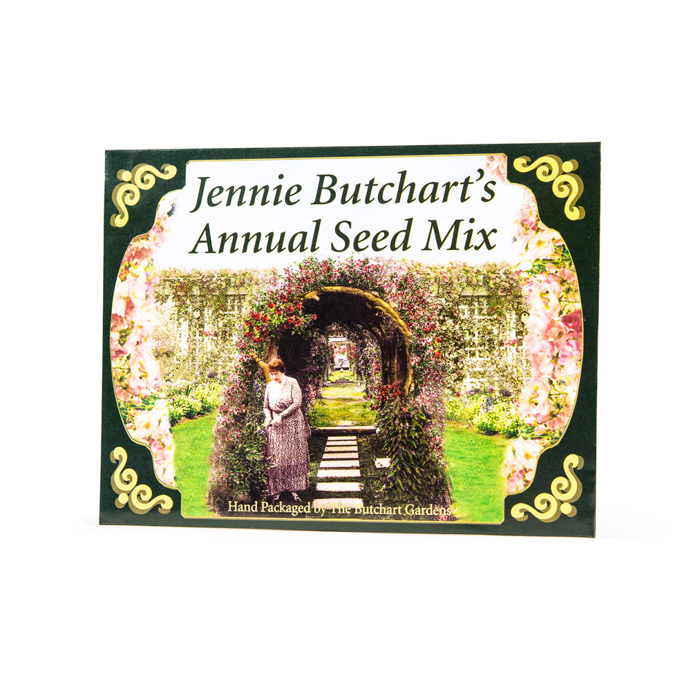 SEED MIX ANNIVERSARY ANNUAL – The Butchart Gardens Seed & Gift Store
