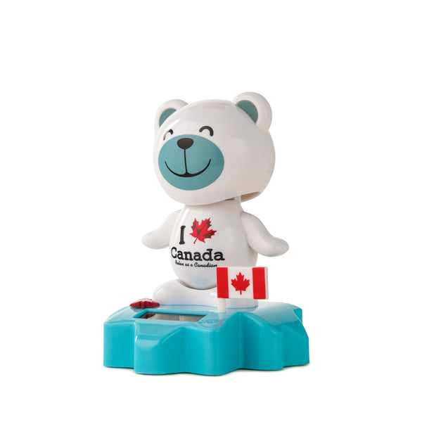 Solar Canada Bear The Butchart Gardens Seed Amp Gift Store