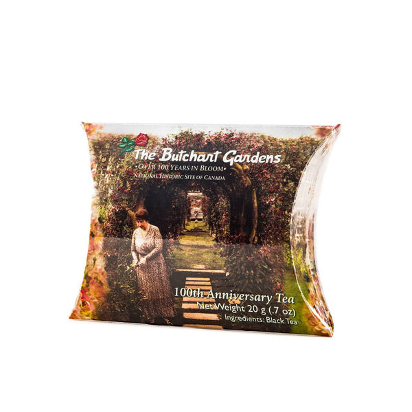 BUTCHART GARDENS TEA PILLOW PACK