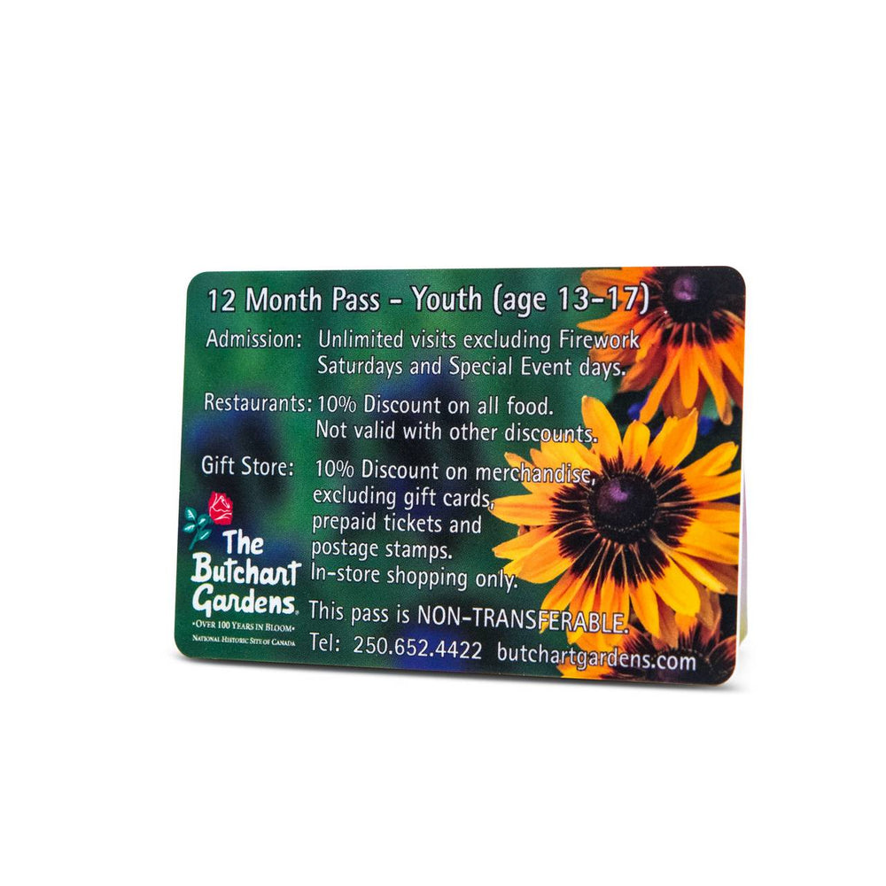 GIVE THE GIFT: YOUTH 12 MONTH COUPON 2021