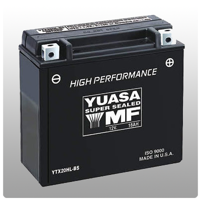 HIGH PERFORMANCE AGM BATTERY