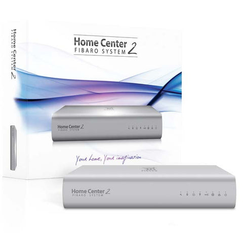 Fibaro Home Centre 2 Intelligent Lighting controller