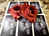 Short billet pinion cover Scrambler 13-20 and 2015-20 Sportsman - HD ATV Gear This HD billet pinion cover will save you thousands of dollars on replacing your front differential after it breaks. We were the first to design/market and we stand behind our . The original Front Diff fix for Polaris.