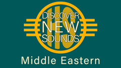 Middle Eastern scale
