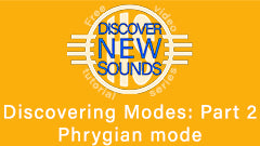 Play the Phrygian mode on the Native American Flute