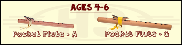 Choosing a Flute That Fits - ages 4-6