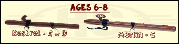 Choosing a Flute That Fits - ages 6-8