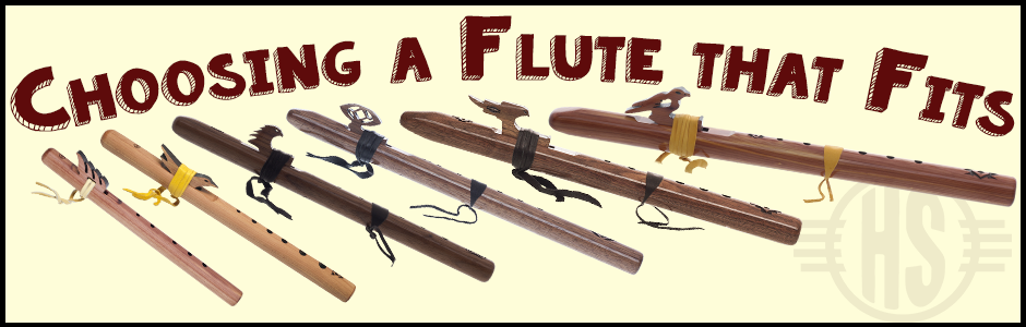 Choosing a Flute That Fits