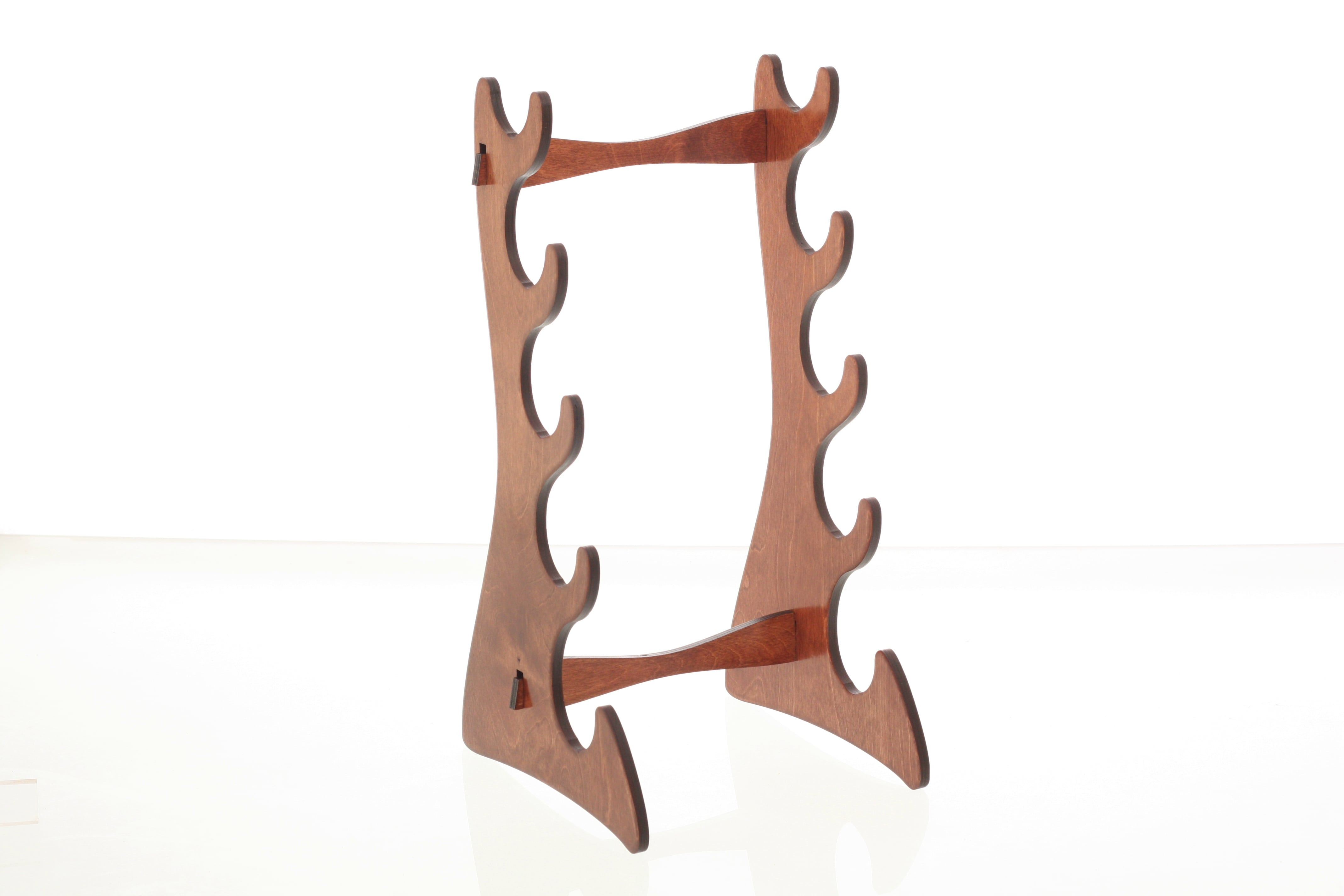 Five Flute Eco Stand - Stained