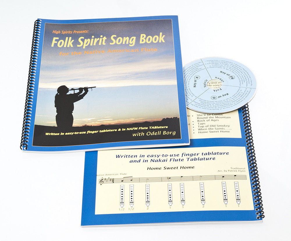 Folk Spirit - Digital Song Book
