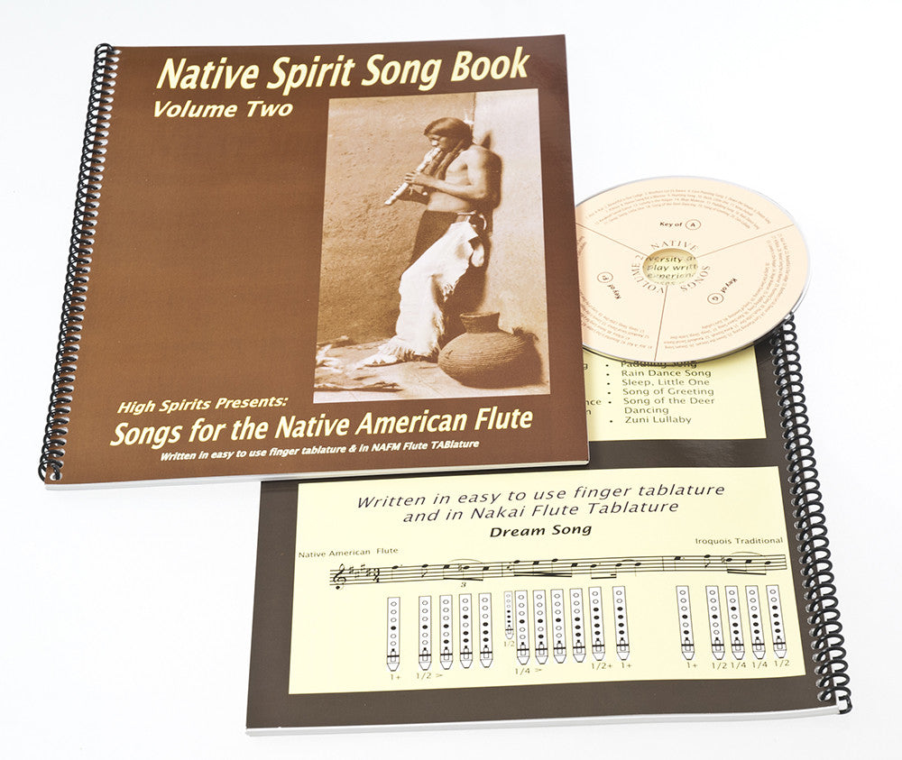Native Spirit Song Book Vol. 2