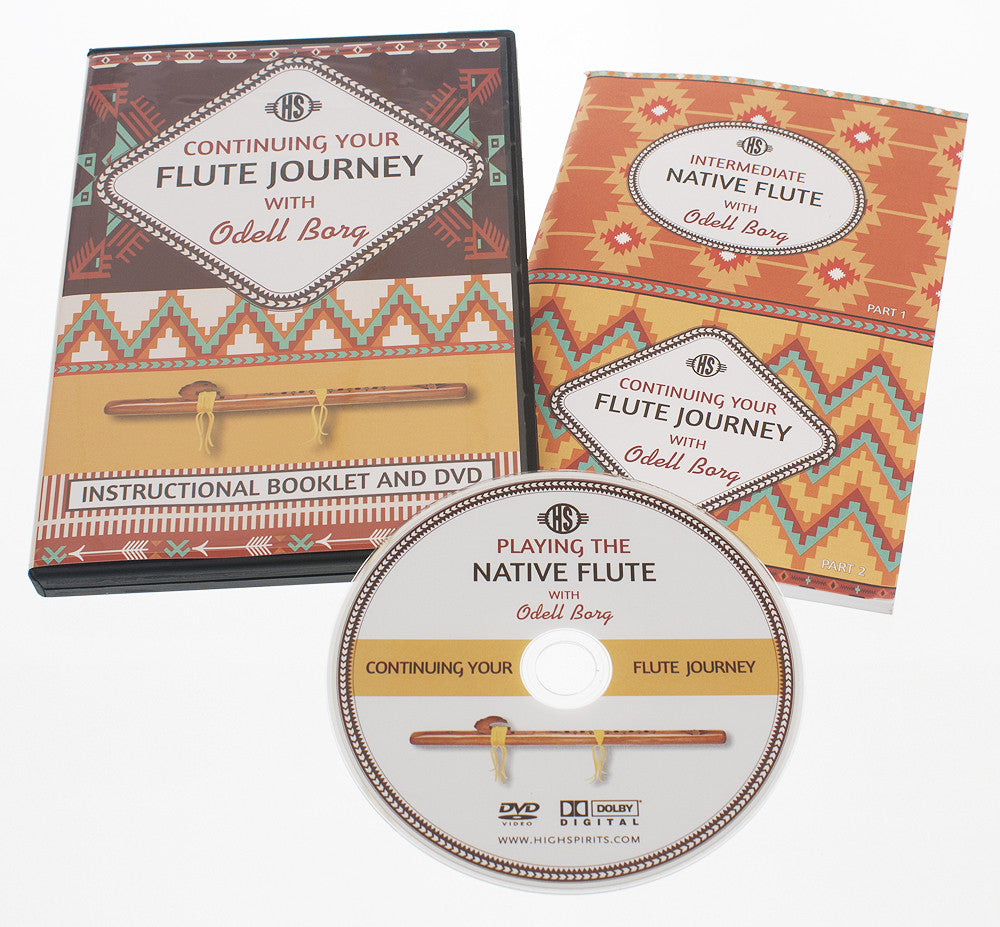 Continuing Your Flute Journey Instruction