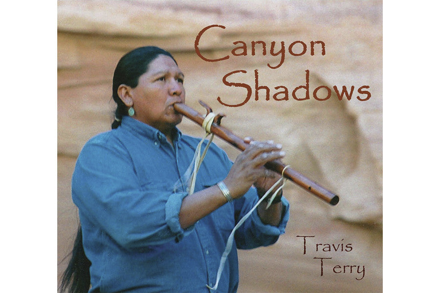 Canyon Shadows - CD