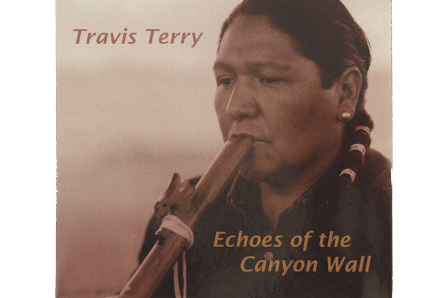 Echoes of the Canyon Wall by Travis Terry