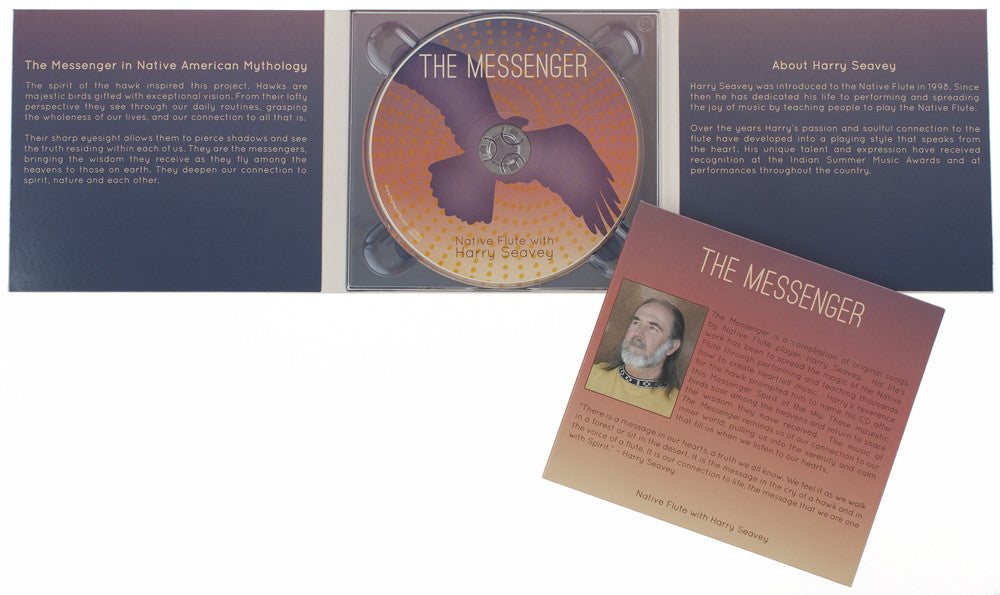 The Messenger by Harry Seavey