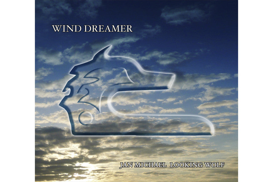 Wind Dreamer by Looking Wolf