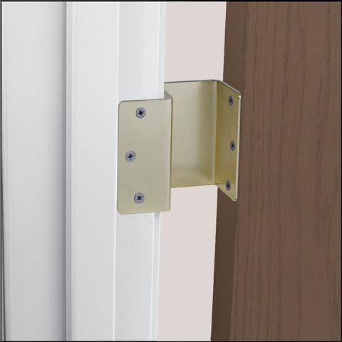 Expandable Door Hinge