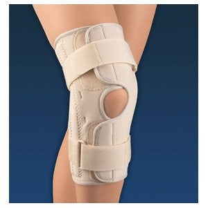 Soft Wrap Stabilizing Knee Support