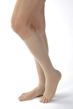 Jobst Relief Knee Open Toe