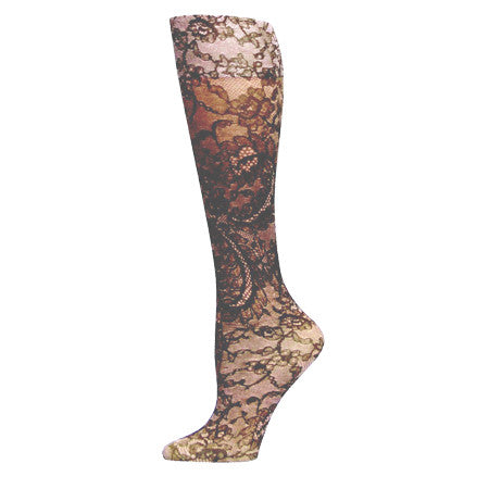 Katie's Lace Compression Stocking