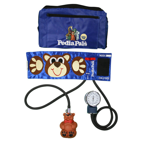 Pedia Pals Child Size Benjamin Bear Blood Pressure Kit