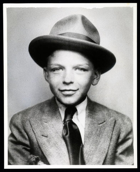 Frank Sinatra--Always setting the style