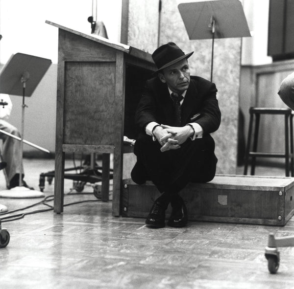 Frank Sinatra-Reflecting on the recording