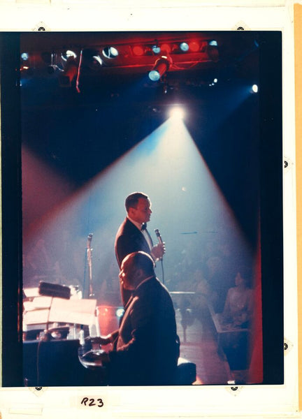 Sinatra and the Count--Live at the Sands