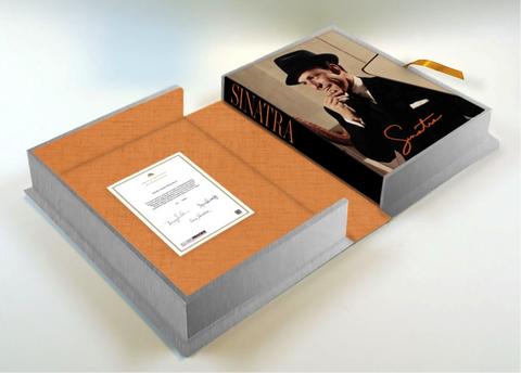 Sinatra – Exclusive Limited Edition Book