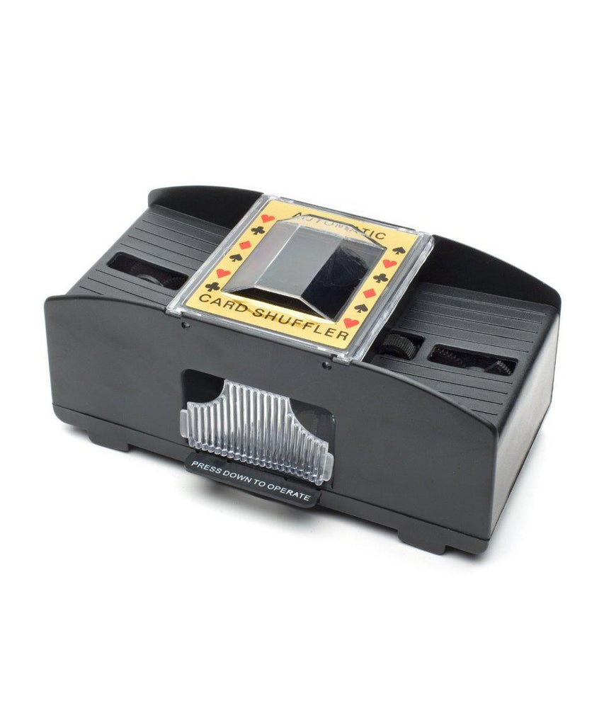 2 Card Deck Automatic Shuffler