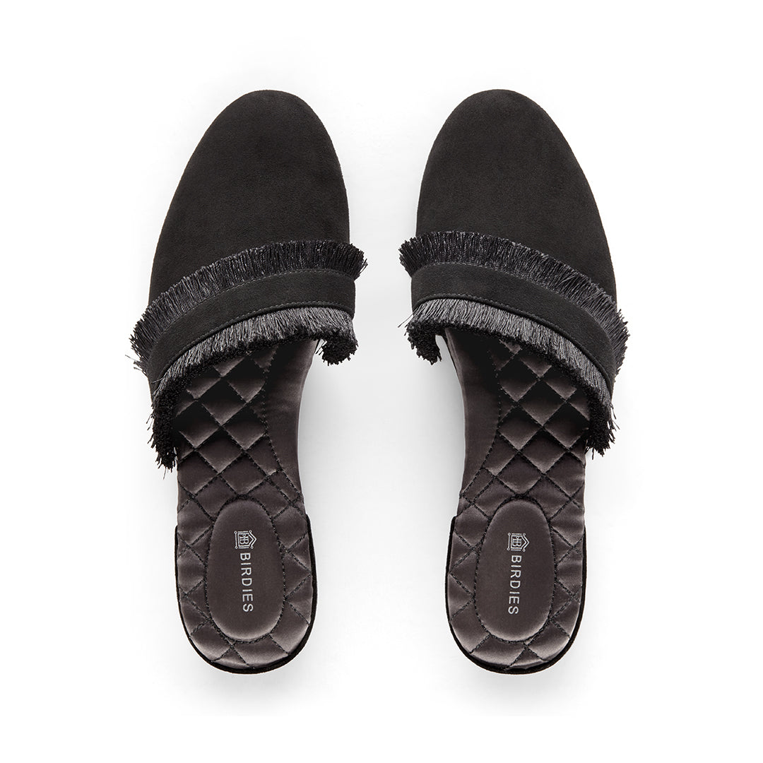 Women's slides Ani Black