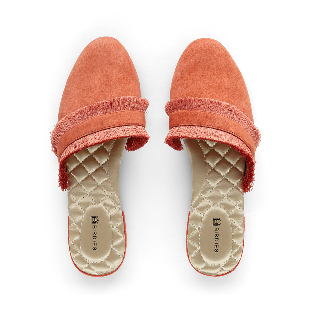 Women's slides Ani Orange