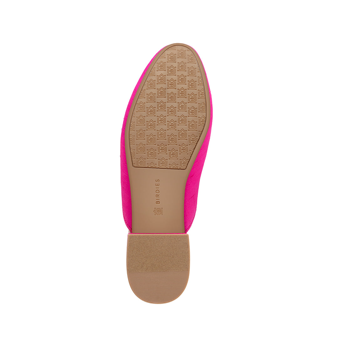 Women's slides Raven pink bottom view