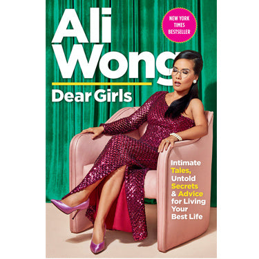 Dear Girls by Ali Wong book cover