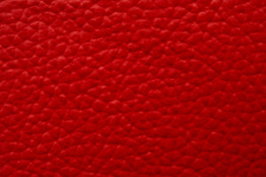 Kanvass red full Italian leather