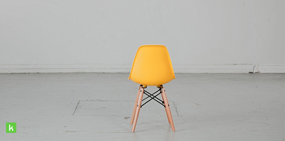 Eames Eiffel Kids Chair Dowel Base Dsw Replica Kanvass