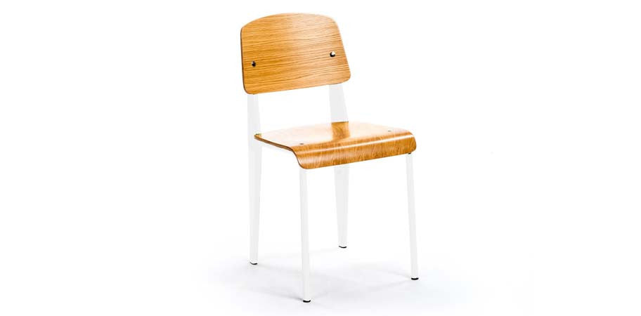 Jean Prouve Standard Chair Style
