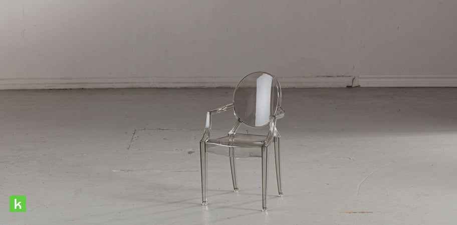 Philippe Starck S Lou Lou Ghost Dining Kids Chair Replica