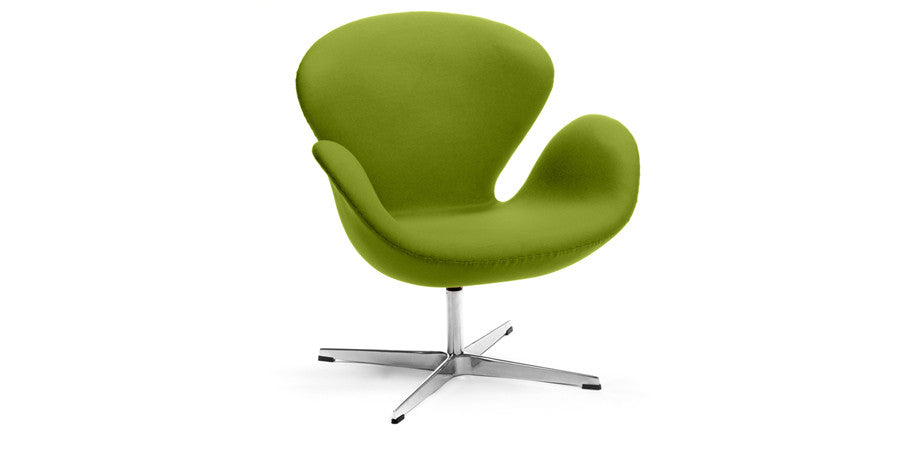 ... Pea Swan lounge chair - deluxe ...  sc 1 st  Kanvass & Arne Jacobsen Swan Lounge Chair Replica - Deluxe - Kanvass