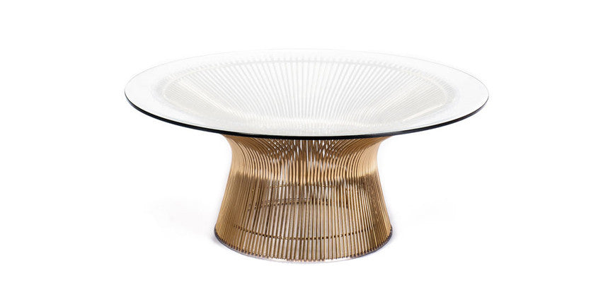 Warren platner coffee table replica kanvass for Warren platner coffee table