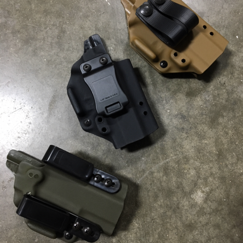 Stealth IWB Holster
