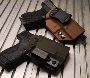 Quality Kydex holster