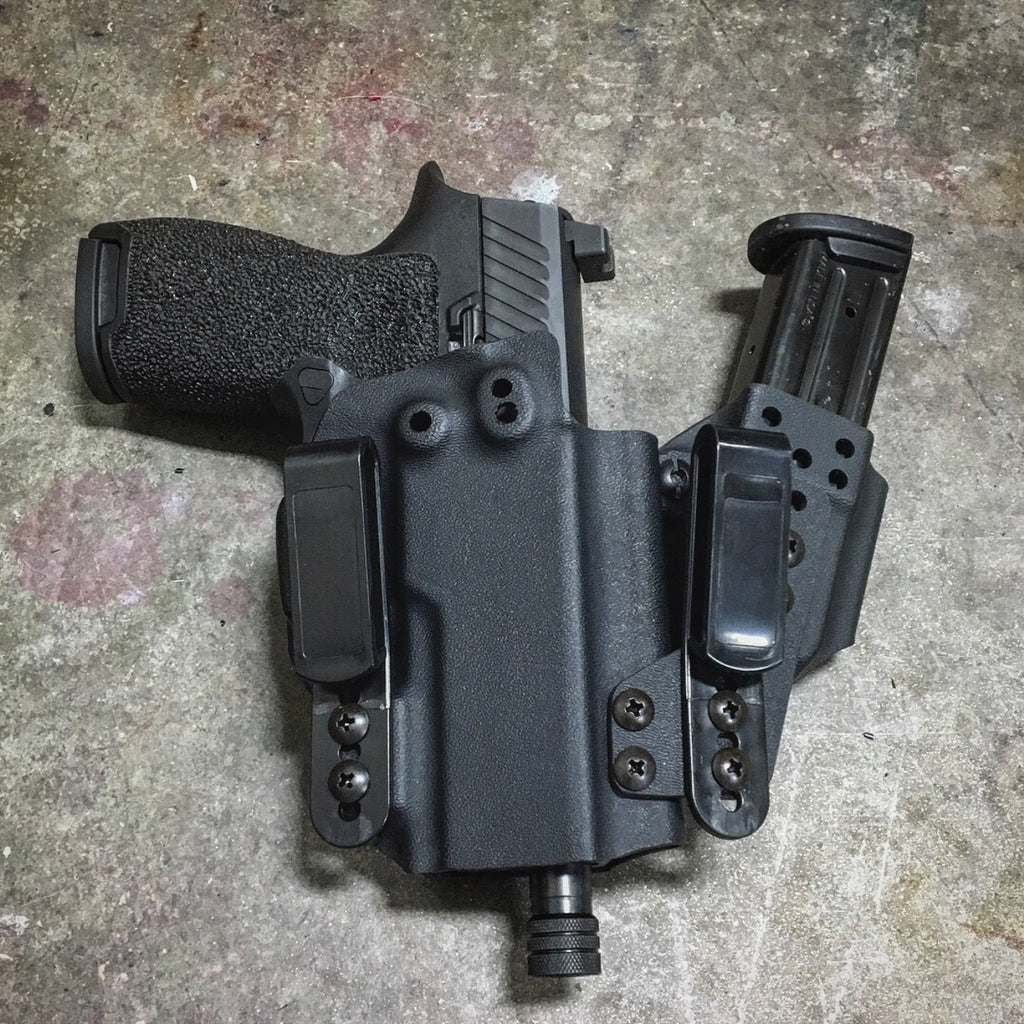 Stealth MOD AIWB Holster for Sig Sauer P320 Full Size/XFive