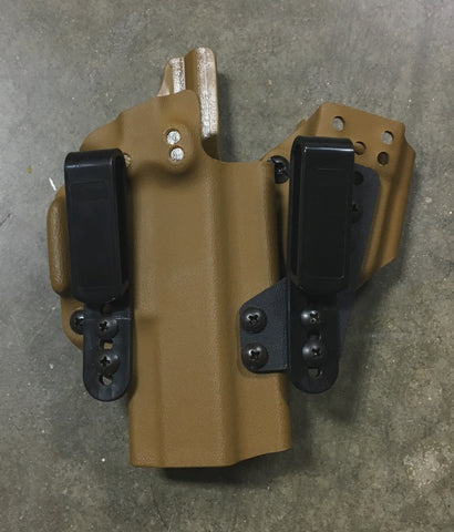 INSTANT SHIP- Stealth MOD AIWB Holster for Glock 17/22/31
