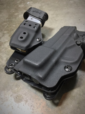 Smith & Wesson M&P Shield-Best Appendix Carry Holster! – Corso