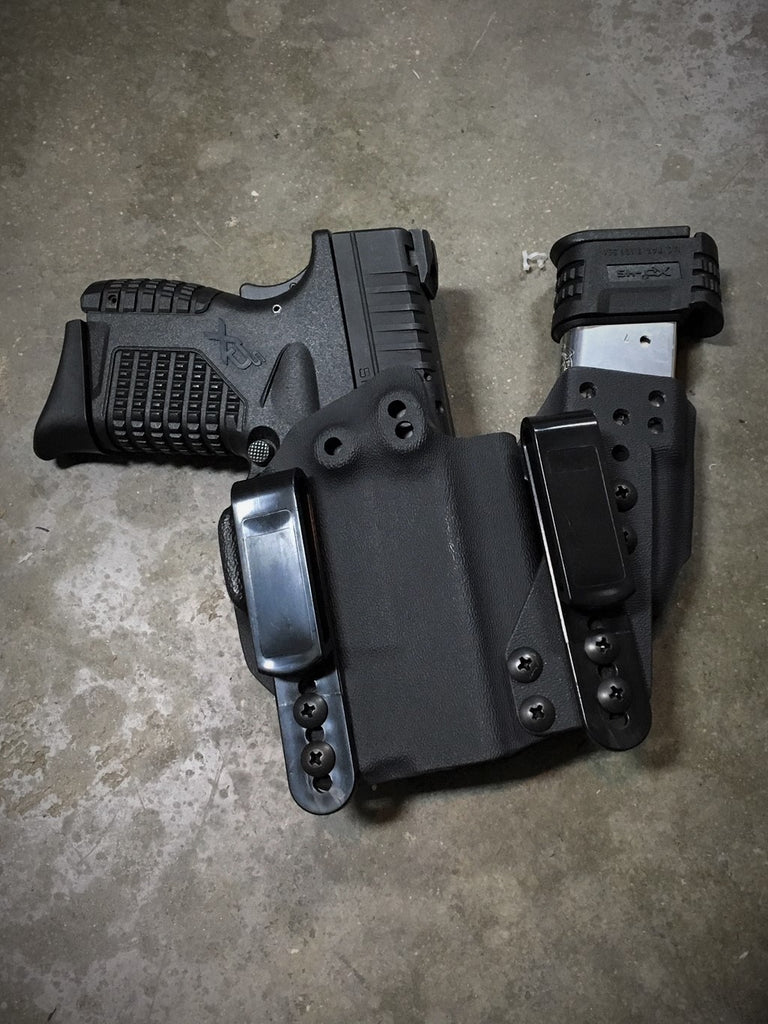 Stealth MOD AIWB Holster for Springfield XDS-9 4