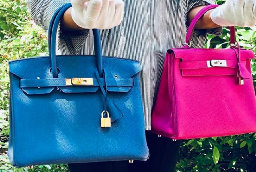 The Differences between Birkin and Kelly Bags